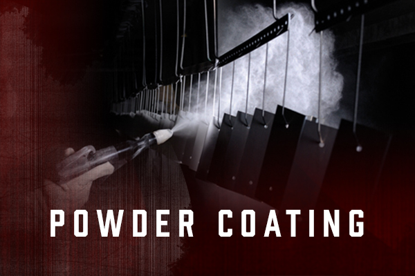 Mark's Machine Powder Coating