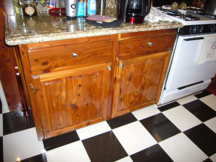 Tin Roof Cutting Boards and Furniture